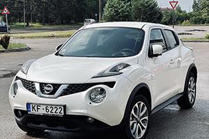 Auto noma - Nissan Juke 2015