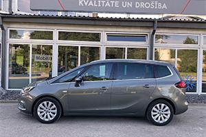 Auto noma - Opel Zafira Tourer 2017